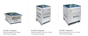 3 NI STS Systems