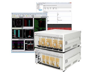 Keysight PXI icon